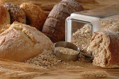 卫生的食物 免版税库存图片