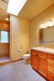 卫生间镜箱樱桃现代新与 库存照片