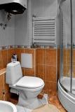 卫生间 免版税库存图片