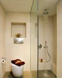卫生间设计内部 库存图片