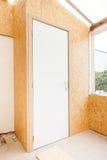 卫生间门 库存照片