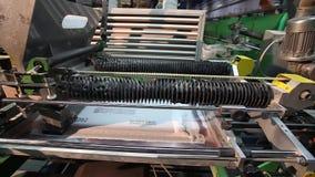 印刷品仿造了陶瓷砖,在陶瓷砖的样式 工业内部, indors 影视素材