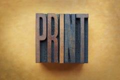 印刷品 免版税库存图片