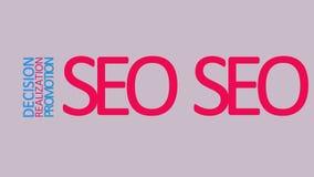 印刷术:战略一个成功的网站的创作和促进 皇族释放例证