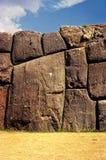 印加人废墟 库存照片
