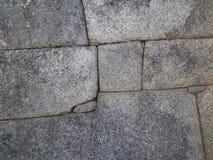 印加人石头 免版税库存图片