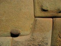 印加人秘鲁墙壁 免版税图库摄影