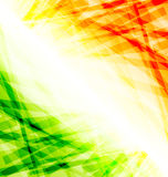 印地安人美国独立日背景, 8月15日 免版税库存照片