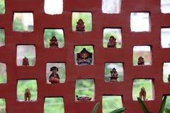 印地安传统工艺 库存图片