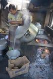 印地安厨房 库存照片