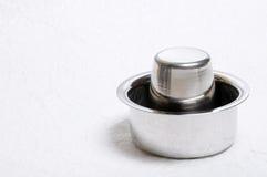 印地安咖啡杯 免版税图库摄影