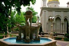 印地安喷泉 免版税库存图片