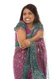 印地安妇女 库存照片