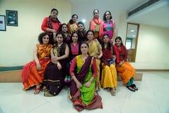 印地安妇女 图库摄影