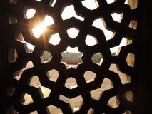 印地安宗教装饰品 图库摄影