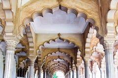 印地安曲拱 免版税图库摄影