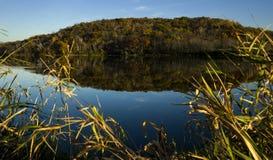 印地安湖, WI 免版税库存图片
