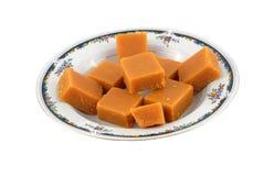 印地安甜点 免版税库存图片