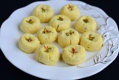 印地安甜点- Peda 库存图片