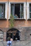 印地安竞选 库存图片