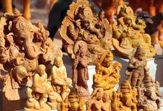 印地安纪念品 图库摄影