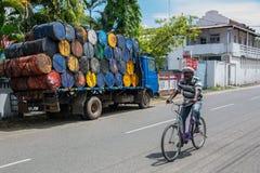 印地安自行车 免版税库存图片