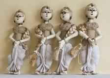 印地安艺术和工艺 免版税库存图片