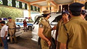 印地安警察补充中心海得拉巴 影视素材