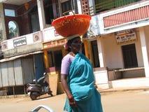 印地安语 免版税库存照片