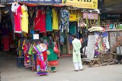 印地安陈列室,加尔各答,印度 库存图片