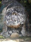印地安面孔 库存图片