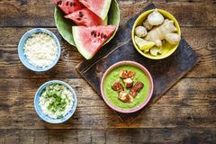 印地安食物,拷贝空间,素食食物,膳食,菜,咖喱,盘,亚洲人,烹调,晚餐,健康,顶视图,拷贝空间 免版税库存图片