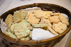 印地安饼干 库存图片