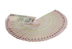 印地安货币 库存图片