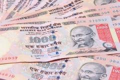 印地安货币 免版税库存图片