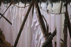 印地安洗涤的Dhobis 库存照片