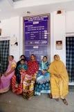 印地安医院 免版税库存照片