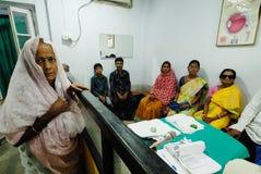 印地安医院 库存照片