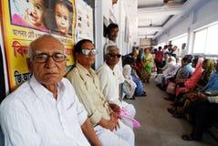 印地安医院 库存图片