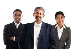 印地安businessteam。 免版税图库摄影