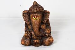 印度上帝Sri Ganesha Murti  库存图片