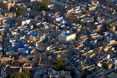 印度乔德普尔城 库存图片