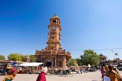 印度乔德普尔城 免版税库存图片