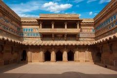 印度人宫殿singh 库存照片