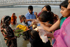 印度仪式 库存照片