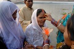 印度仪式 免版税图库摄影