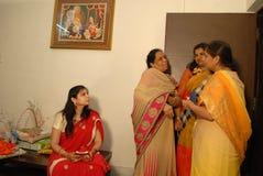 印度仪式 库存图片