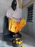 印度印度的阁下parshuram传奇神 库存照片