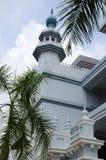 印度回教清真寺在巴生 免版税库存图片
