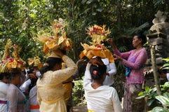 印度宗教仪式 库存照片